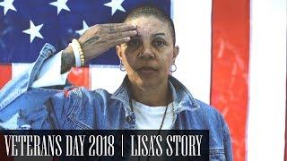 Veterans Day 2018 - Lisa's Story