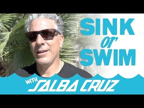 Sink or Swim with Salba Cruz