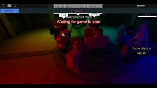 Roblox- AAAAAAUUUGGGGHHHH VAMPIRES!!!!! (part 1)