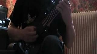 Raga sonic (indian raga scale metal use)