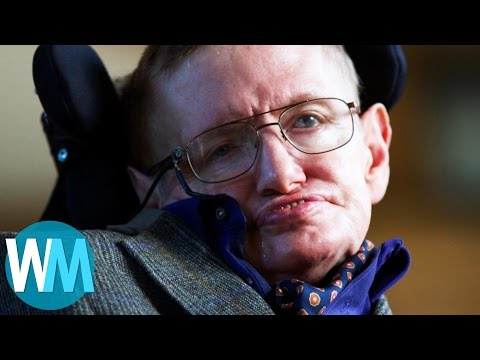 Top 10 MINDBLOWING Things About Stephen Hawking