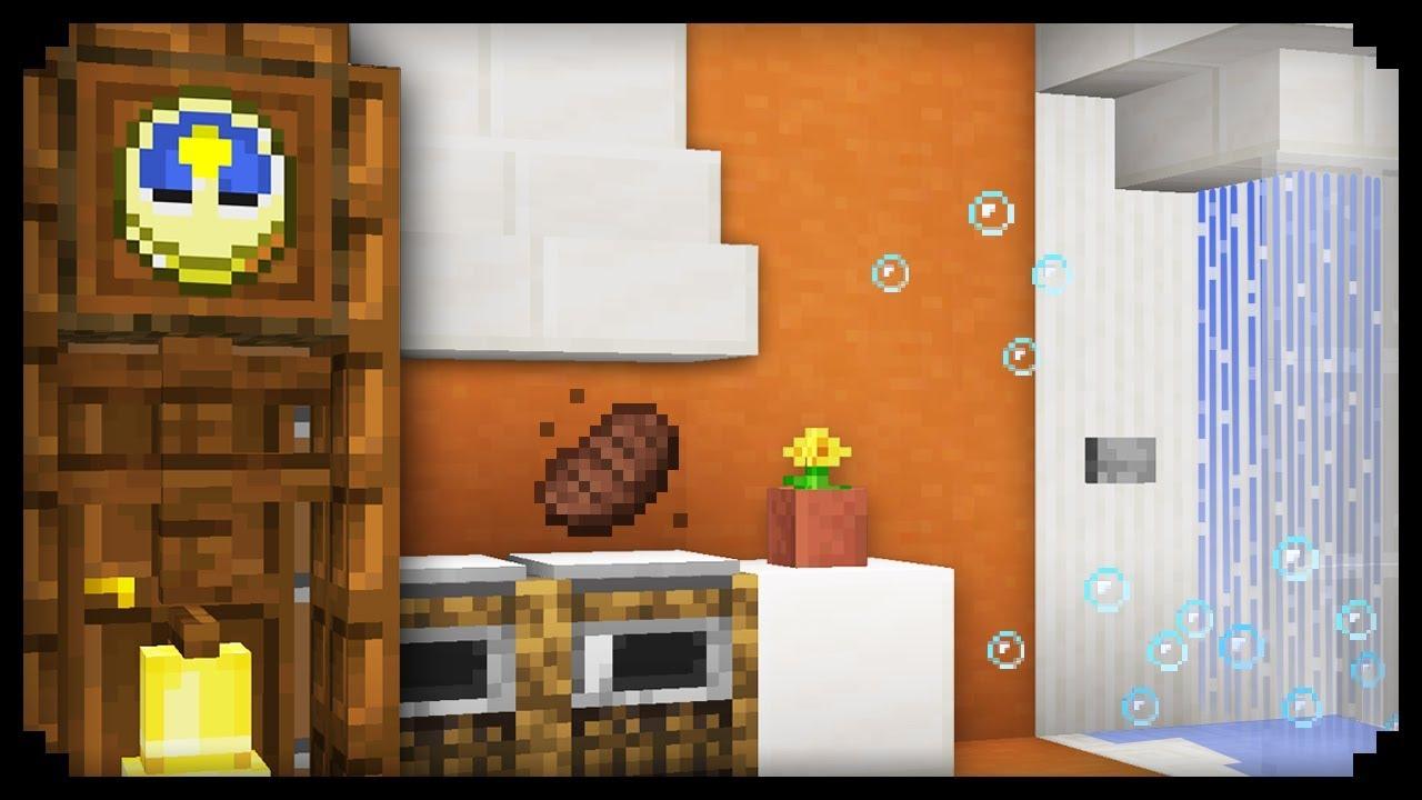 ✔ Minecraft: 10 Easy House Furniture Design Ideas
