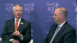 Bill Graves & Bob Costello Discuss Ata Trip To Panama