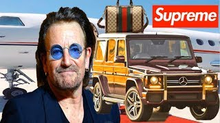 10 most expensive things owned by u2s lead vocalist bono