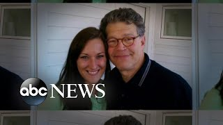 Sen. Al Franken accuser speaks out about groping allegation