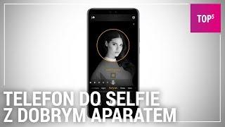Telefon do selfie z dobrym aparatem przednim. TOP 5