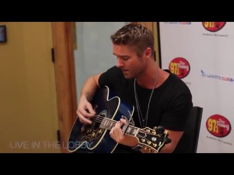 Brett Young - 'Sleep Without You'   Live in the Lobby