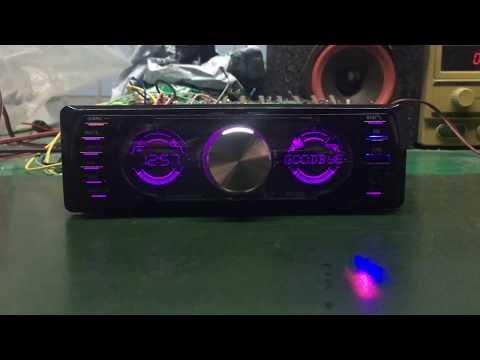 PHYEE SX-MP33300BT Bluetooth Auto Radio Car Stereo MP3