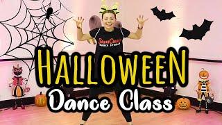 Free Online Halloween Dance Class