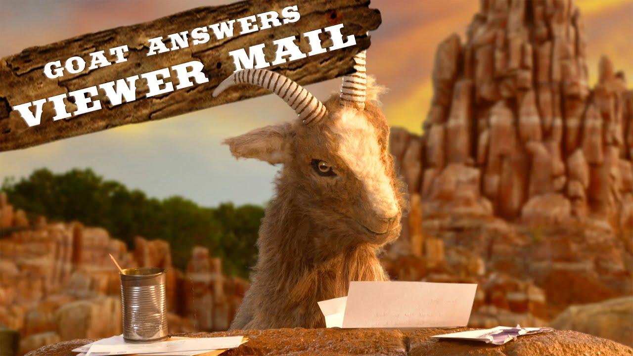 Viewer Mail Time | Walt Disney World Goat Friends | WDW ...