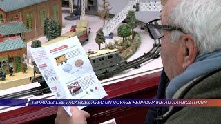 Yvelines | Terminez les vacances avec un voyage ferroviaire au Rambolitrain
