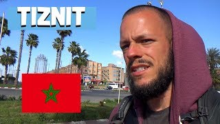 Travelling From Marrakesh To TIZNIT Morocco تزنيت