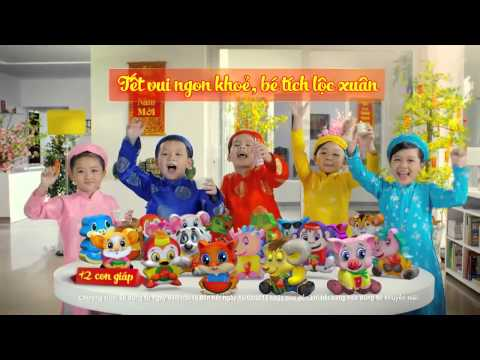 Quảng cáo Vinamilk Vui Nhộn Cho Bé 2015