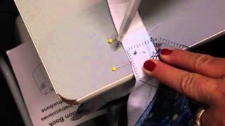 Using the Binding Miter Tool