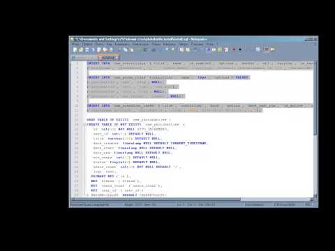 Видео-туториал: установщик дополнений для 2.0