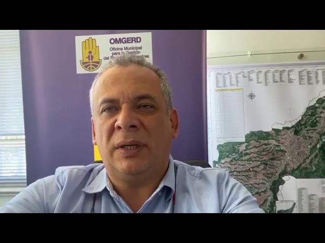 Alcalde de Armenia, Quindío amplía el aislamiento