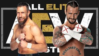 CM PUNK e DANIEL BRYAN in AEW! La WWE ha PAURA!