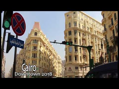 Cairo downtown - Egypt 2018