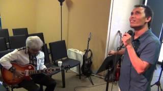 Aug 24, 2014 - Jam Session with Pastor Chris Manusama - Video #1 (HD)