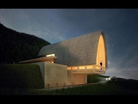 Ogive House / Casa Ogiva