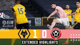 Wolves 1-0 Sheffield United | Extended Premier League highlights
