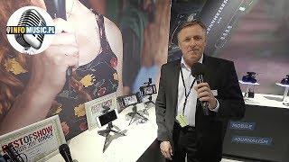 IBC'17: Mikrofonowe nowości Sennheiser