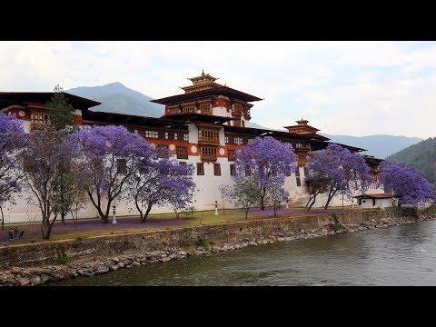 BHUTAN TRIP - APRIL 2017