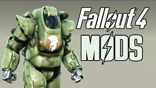 FALLOUT 4 MODS - WEEK 32 Beast Master, Spartan Battle Suit, Personal Submarine More