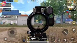 PUBG Mobile First Person Action