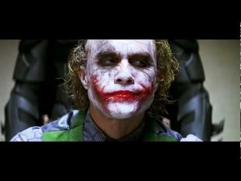 Tinker Tailor Soldier Spy - The Dark Knight Trailer Mash Up