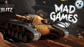 Wotb: Mad games Event