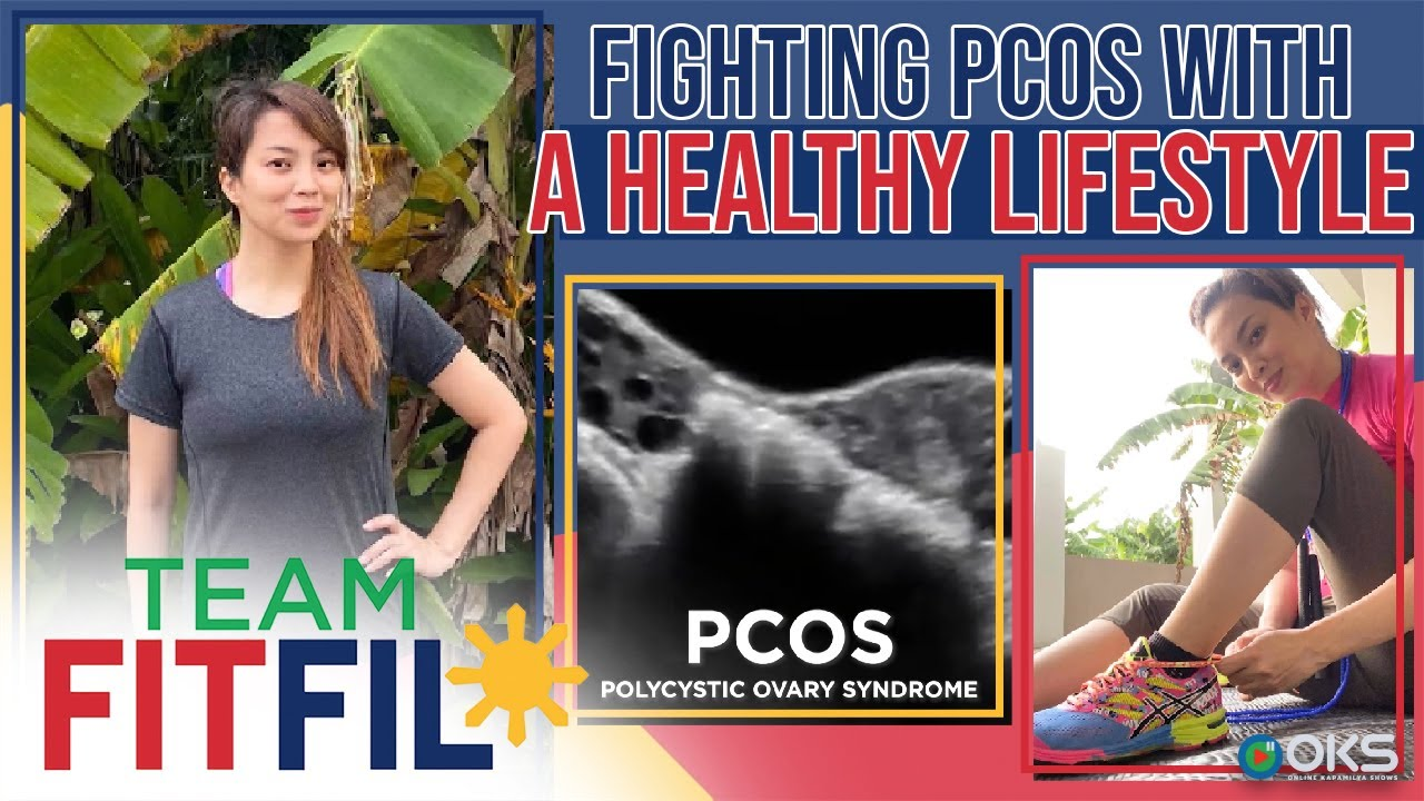 FitFil Teammate diagnosed with PCOS encourages women to be healthy   Team FitFil Episode 35