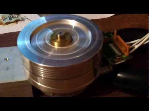 Двигатель из видеоголовки