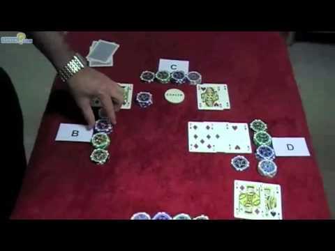 comment jouer au poker texas hold'em