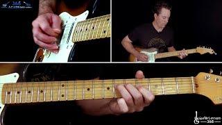 Starlight Guitar Lesson - Muse
