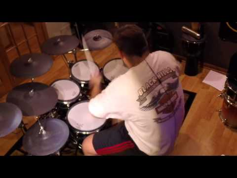 The Wizard - Drum Cover