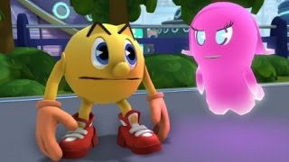 Pac-Man and the Ghostly Adventures 2 Walkthrough - Part 1 - Pac is Back (Pacopolis)