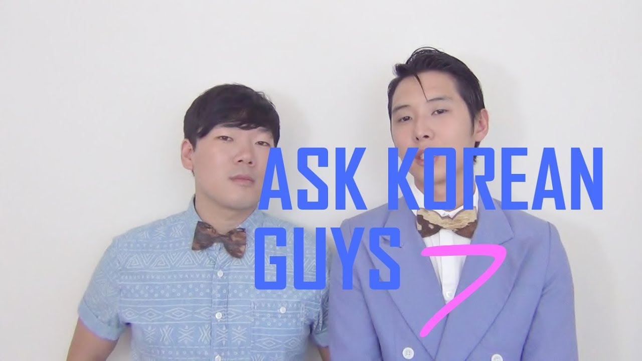 How to meet korean guys