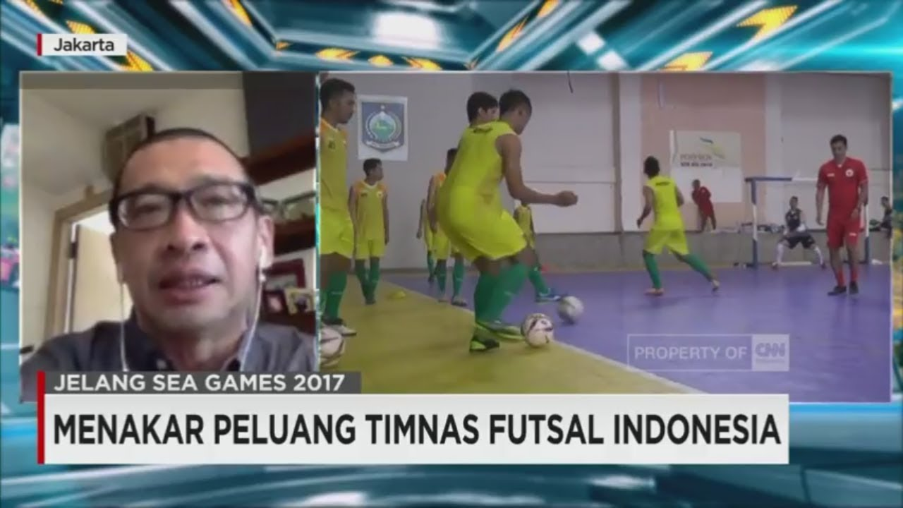 Menakar Peluang Timnas Futsal Indonesia di Sea Games 2017  YouTube