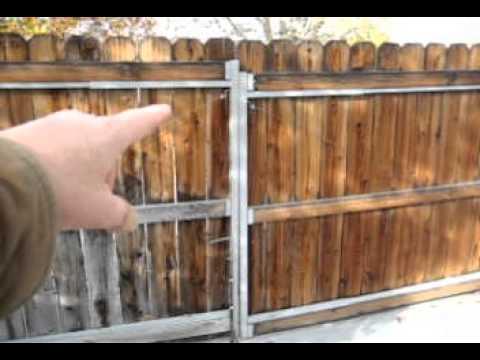 Fix Door Frame
