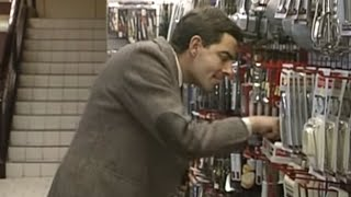 Shopping for Kitchen Goods | Mr. Bean Official