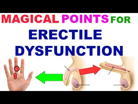 Sujok Therapy For Erectile Dysfunction/Acupressure For Erectile  Dysfunction/Acupressure Point For ED