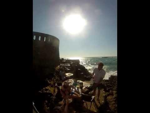 tsunami à Biarritz!!!