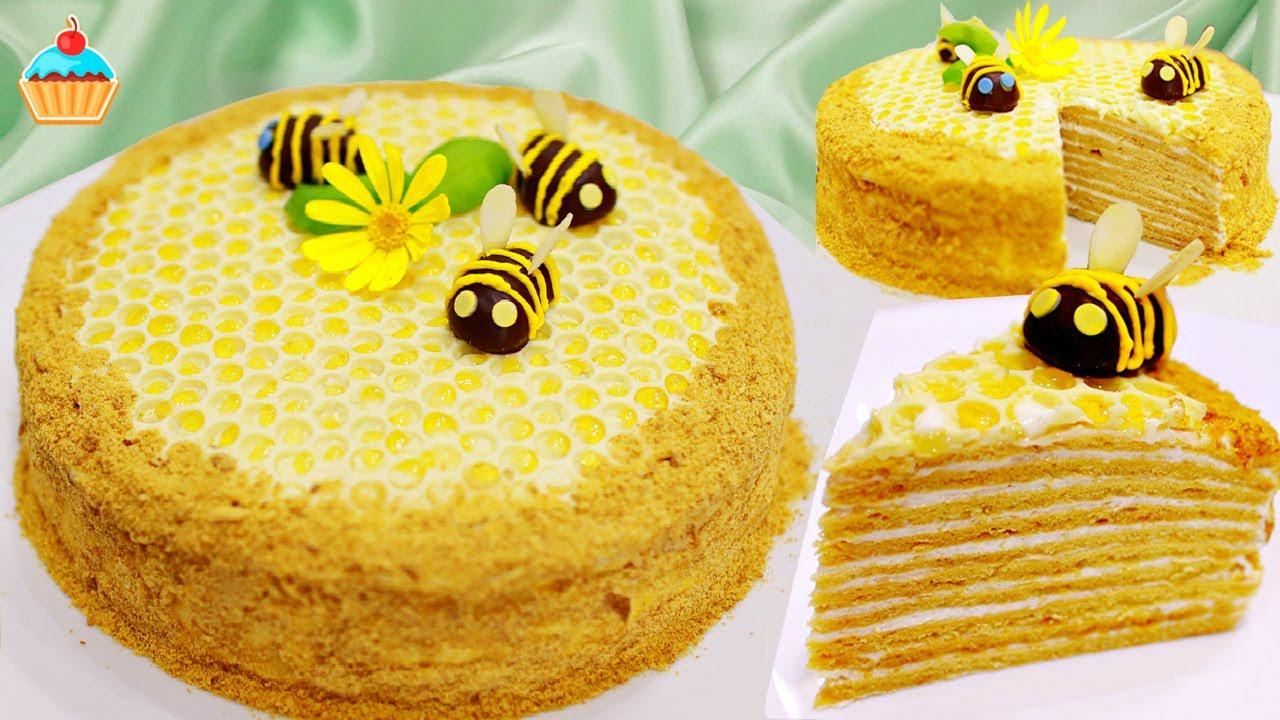 Торт МЕДОВИК - ну, оОчень вкусный!