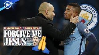 Pep Guardiola demande pardon à Gabriel Jesus | Revue de presse