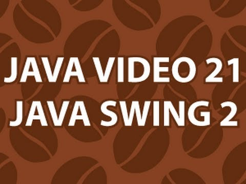 Java Video Tutorial 21