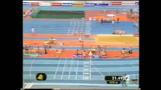 Antonio Reina Cto  España P C  Valencia Final 400m l