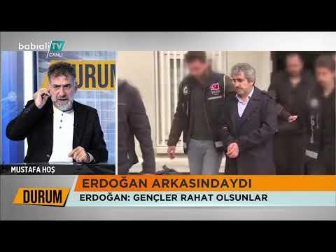 ÖSYM Soruları Çalınırken Erdoğan Ne Yapıyordu?