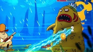 Swamp Attack: CRAZY FINALE BOSS ATTACK !!(Like