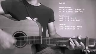 Let Me (Zayn Malik) || Guitar Chords Tutorial - MJ ||
